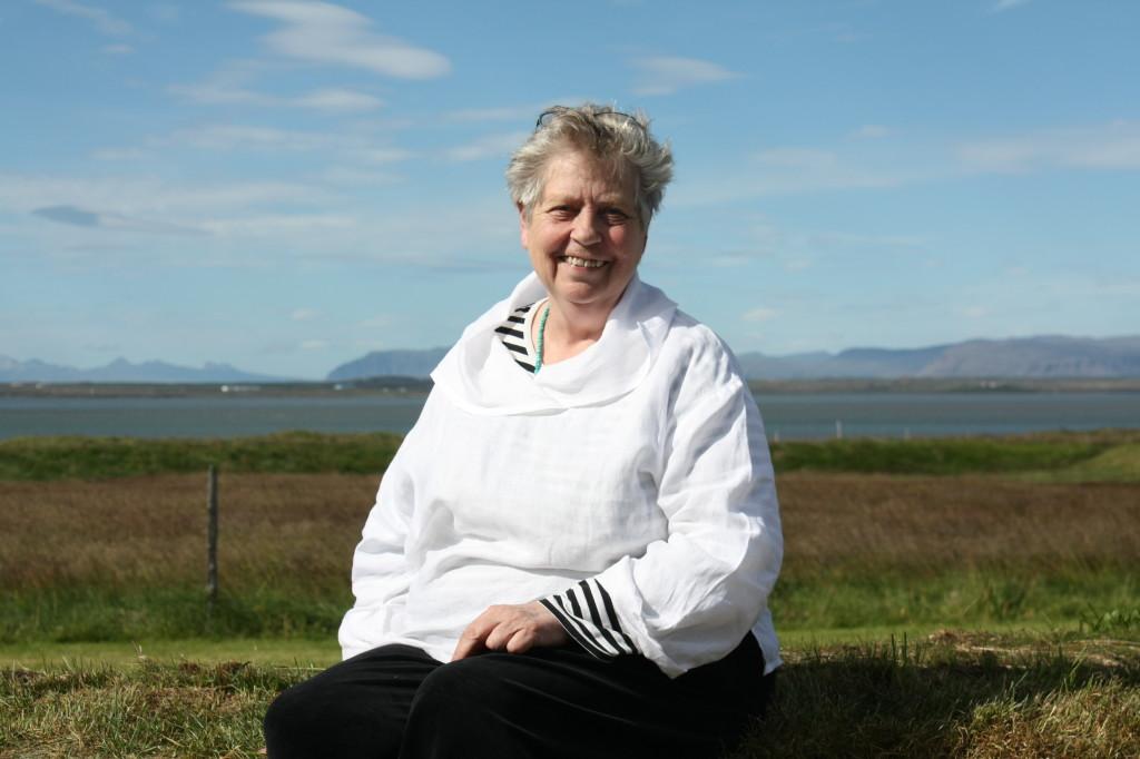 Guðrún Jónsdóttir